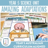 Australian Curriculum Year 5 Science Unit Adaptations