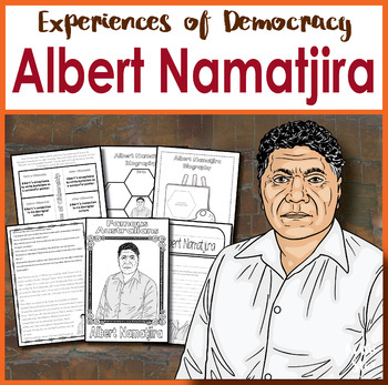 Australian Democracy - Albert Namatjira