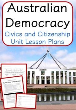 Australian Democracy - Civics and Citizenship Unit