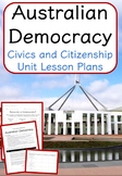 Australian Democracy - Civics and Citizenship Unit