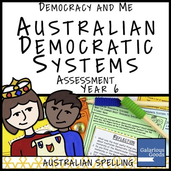Australian Democratic Systems Assessment (Year 6 HASS)