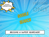 Digital Technologies - Become A Google Super Searcher!