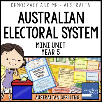 Australian Electoral System (Year 5 HASS)