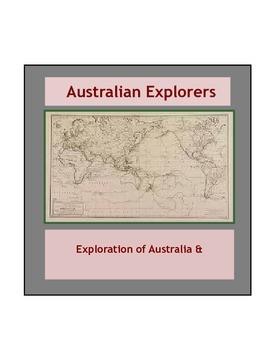 History of Australia: Exploration of Australia and Explora