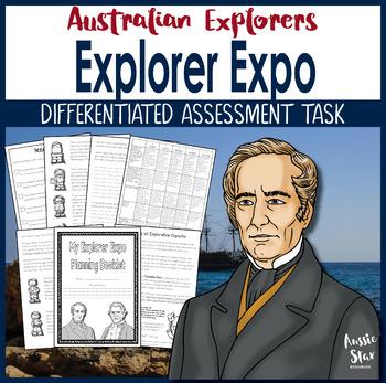 Australian Explorers Assessment Planner