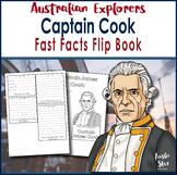 Australian Explorers - Captain Cook - Fast Facts Flip Book