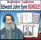 Australian Explorers - Edward John Eyre Complete Activity Pack