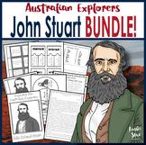 Australian Explorers - John Stuart Complete Activity Pack