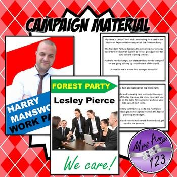 Australian Federal Election Enactment