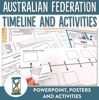 Australian Federation Timeline and Activity Bundle