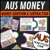 Australian Financial Math: Adding and Subtracting Money