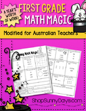 Australian First Grade Math Magic