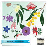 Australian Floral Emblems