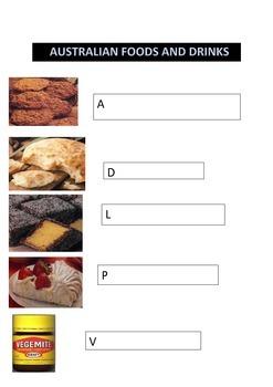 Australian Foods A-Z