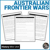 Australian Frontier Wars unit (Frontier Conflict - ACHASSK108)