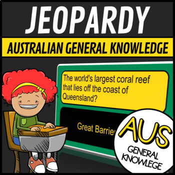 Australia Facts: A General Knowledge Quiz