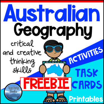 Australian Geography FREE