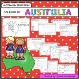 Australian Geography - My Book of Australia
