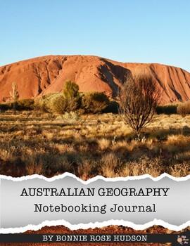 Australian Geography Notebooking Journal