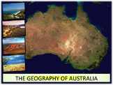 Australian Geography - Project