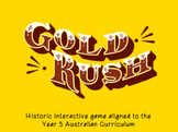 Australian Gold Rush Interactive Game