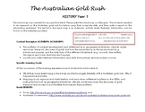 Australian Gold Rush year 5 History