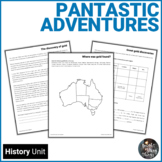 Australian Gold Rushes - Pantastic Adventures unit - BTSdownunder