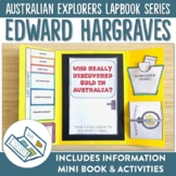 Famous Australians Series: Edward Hargraves Lapbook Activities