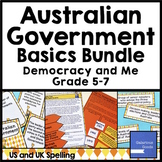 Australian Government Basics Bundle