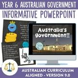 Australian Government Informative Powerpoint