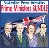 Australian Government - Prime Ministers BUNDLE
