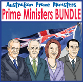 Australian Government - Prime Ministers BUNDLE