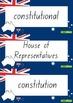 Australian Government Word Wall Vocabulary