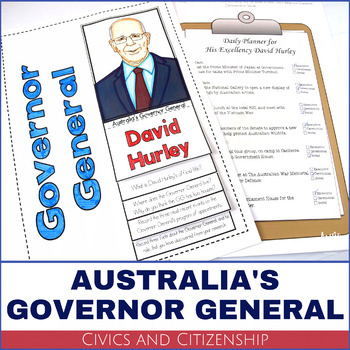 Australian Governor General - Sir Peter Cosgrove
