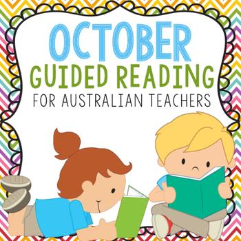Australian Guided Reading October