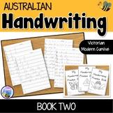editable handwriting practice teaching resources teachers pay teachers. Black Bedroom Furniture Sets. Home Design Ideas