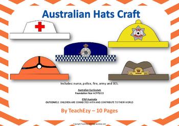 Australian Hats Craft