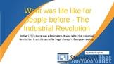 Australian History - Before Industrial Revolution to Settlement in Australia