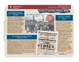 """Growth of Australian Colonies"" Year 5 Card 1 Australian History Centre"