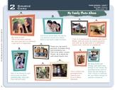 "Australian History Centre Card 2 - Year 1 ""My Family Photo Album"""