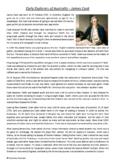 Australian History - Early Explorers of Australia - James Cook - Captain