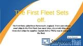 Australian History - First Fleet sets off to Australia.