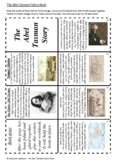 The Abel Tasman Fold-a-Book Activity - Early Explorers - Australian History