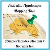 Australian Landscapes Mapping Task