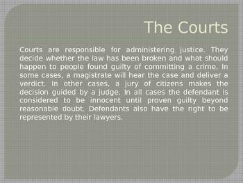 Australian Legal System