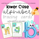 Write and Wipe Alphabet Letters | lower case