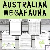 Australian Megafauna Mini Pack
