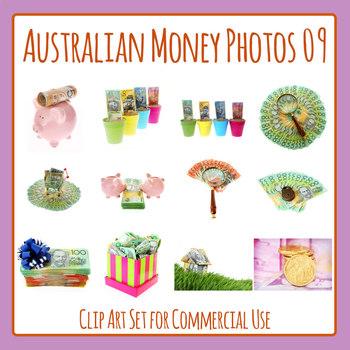 Australian Money 09 Photo Set for Commercial Use