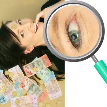 Australian Money 10 Photo Set for Commercial Use