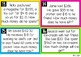 Australian Money Word Problem Task Cards